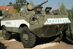 Soviet Amphibious reconnaissance armoured car, convertible built by the thousands and largely exported. Rolling Stock, Armored Vehicles, Police Cars, Cold War, Hungary, Military Vehicles, Monster Trucks, Military Weapons, Tanks