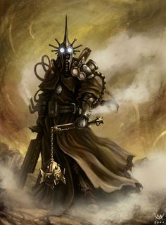 Steampunk Witch King