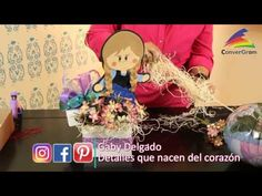 Centro de mesa Ana de Frozen - YouTube