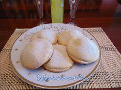 Genovesi siciliane con fragoline e crema al limone