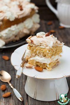 Самый лучший в мире торт – кулинарный рецепт Food Art, Vanilla Cake, Cake Recipes, Bakery, Good Food, Cooking Recipes, Desserts, Amazing, Merengue