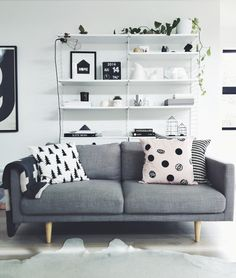 Inspiring styling for the living room