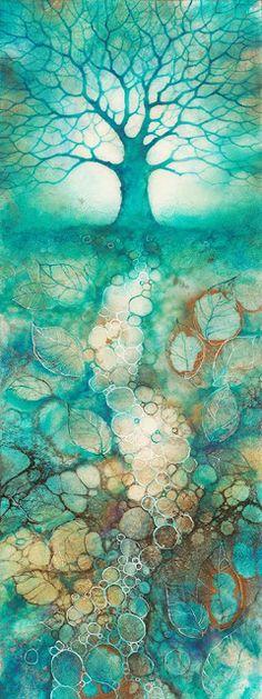 POESIE SULL'ALBERO: Il vecchio cedro (Chandra Livia Candiani)