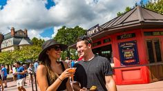 What It's Like to Drink Around (Most of) the World at Epcot | Bon Appetit