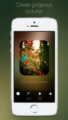 BlurArt takes your photos and blurs them to perfection, creating smooth, clean and creamy backgrounds for your pictures.