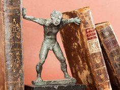 Curueño brazos extendidos - #Escultura en bronce