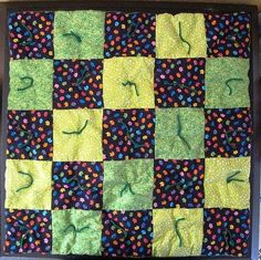 How to tie a quilt tutorial quilting tutorial from 1316460135c80f2e41daz flickr large ccuart Image collections