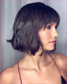 99 Wonderful Bob Hairstyles for Wavy Hair In Short Bob Hairstyles for Curly Hair Bob Haircuts for, 15 Best Bob Hairstyles for Wavy Hair, Bob Hairstyles with Bangs for Thick Hair top 10 Low, 100 Bob Haircuts & Ideas Fit for All Hair Types My New. Bob Hairstyles With Bangs, Bob Haircut With Bangs, Haircut For Thick Hair, Lob Haircut, Round Face Haircuts, Short Bob Haircuts, My Hairstyle, Short Hairstyles For Women, Hairstyles Haircuts