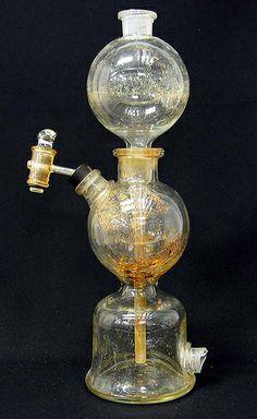Kipp's apparatus, ca. 1900
