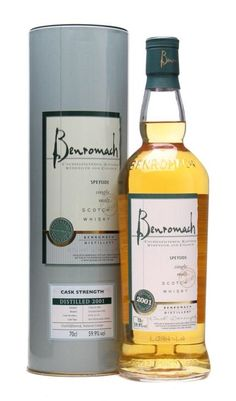BENROMACH 2001 9 Year Old Cask Strength, Speyside