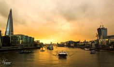 View from Tower Bridge by Dan Murgeanu on 500px