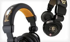 Groupon - $29 for iHip NCAA DJ-Style Headphones ($59.99 List Price). 22 Teams Available. Free Shipping and Free Returns. in Online Deal. Groupon deal price: $29.00