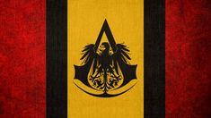 Assassin's Creed: Flag of the German Bureau by okiir on deviantART