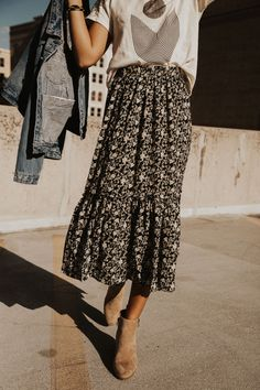Modest Fashion, Boho Fashion, Fashion Beauty, Fashion Outfits, Womens Fashion, Spring Summer Fashion, Autumn Winter Fashion, Spring Outfits, Mode Outfits