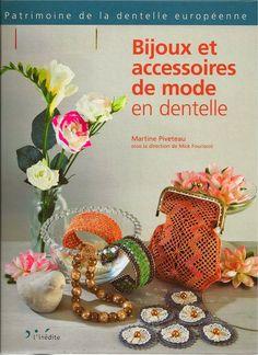 Bijoux et accessoires de mode en dentelle - Martine Piveteau - lini diaz - Álbumes web de Picasa