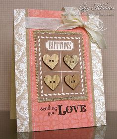 Sending You love by Lucy Abrams, via Flickr