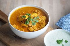 hjemmelavet-tikka-chicken-masala. Super lækker og nem opskrift!