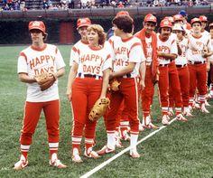 Happy Days, Celebrity Softball Game,