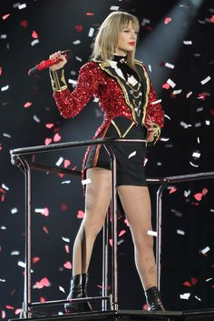 Taylor Swift. RED Tour. Vancouver, Canada
