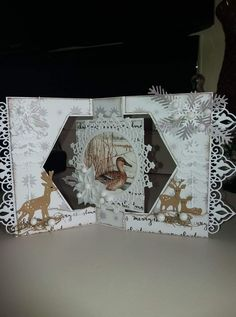 Card Ideas, Christmas Cards, Scrap, Merry, Fancy, Traditional, Frame, Winter, Home Decor