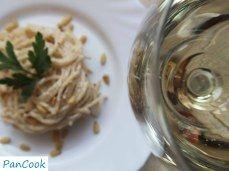 Spaghetti z ricottą/Spaghetti with ricotta