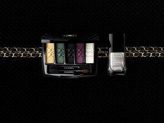 Les Intemporels: las nuevas sombras Chanel.
