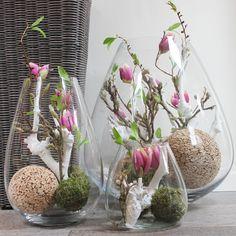 Groen & Kunstig - Bedrijfsabonnementen - Lilly is Love Dyi Flowers, Purple Flowers, Spring Flowers, Tulips In Vase, Daffodils, Flower Vases, Inside Plants, Garden Terrarium, Deco Floral