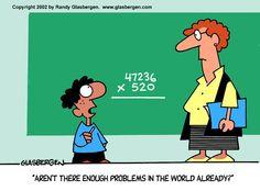 math problems....