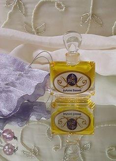 Natural Perfume Oil  JoAnne Bassett women organic by JoAnneBassett