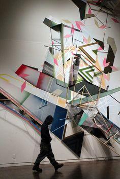 Eddie Villanueva #art #installation #milwaukee