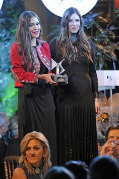 Tatiana Santo Domingo confirma su embarazo durante su estancia en Madrid #famosas #monaco