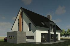 Afbeeldingsresultaat voor architectuur woningen 30 jaren vrijstaand