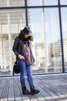 Blog mode Paris - Du style, Madame - streetstyle - rock