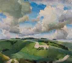 Oliver Akers Douglas | (02) Whitecliff Farm I