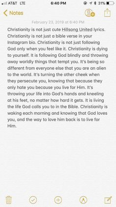 Christianity is to serve Him with all your heart, mind & soul. Bible Verses Quotes, Jesus Quotes, Bible Scriptures, Faith Quotes, Worship Quotes, Motivacional Quotes, Life Quotes, Christian Life, Christian Quotes