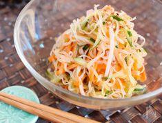 冷凍しらたきの中華風サラダ by 西川剛史 | レシピサイト「Nadia | ナディア」プロの料理を無料で検索