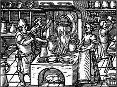 Rezepte aus dem Mittelalter