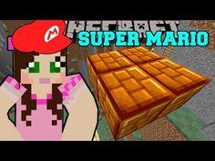 Minecraft: CRAZY WATER LEVEL! - SUPER MARIO BROS - Custom Map [4] - YouTube