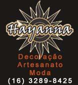 Hayanna Artesanato e Decoração