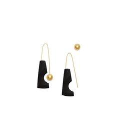 Tory Burch Geo Hook Earring