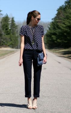 More Navy on Navy | Laura Wears...