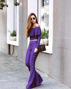 Purple. Look todo ro