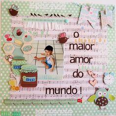 """L.O """"O maior amor do mundo""""! www.danielamonteiro.com"""
