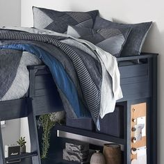 Sleep & Study® Loft | Pottery Barn Teen