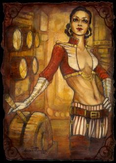 Steampunk pirate image by bohwe on Photobucket
