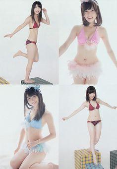 AKB48 Shimazaki Haruka Yokoyama Yui Weekly Playboy 2