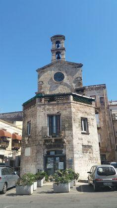 Taranto Piazza Fontana (Italy)