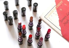 The Urban Decay Matte Revolution Lipsticks