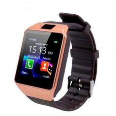 65d2304e199 Relógio Smartwatch Bluetooth com Câmera Q18 com as melhores condições você  encontra no Magazine Vocecompreonline.