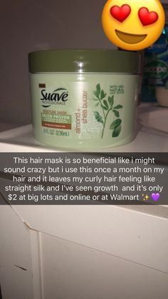 Hair Mask - The Most Effective And Easiest Advice In Good Hair Care Curly Hair Tips, Curly Hair Care, Natural Hair Tips, Curly Hair Styles, Natural Hair Styles, Curly Girl, Hair Growth Tips, Hair Care Tips, Hair Routine